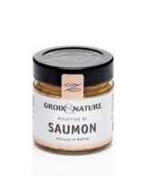 RILLETTES DE SAUMON GROIX ET NATURE