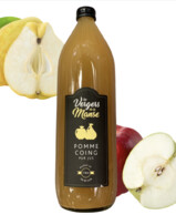 JUS POMME COING PUR JUS 1L