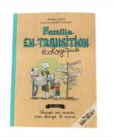 LIVRE : FAMILLE EN TRANSITION ÉCOLOGIQUE