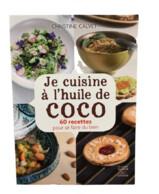LIVRE : JE CUISINE HUILE DE COCO