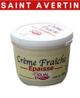 CRÈME FRAICHE ÉPAISSE  ORVAL DU BERRY