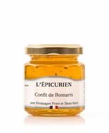 TARTINADE CONFIT DE ROMARIN L'EPICURIEN