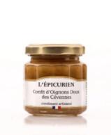 CONFIT D OIGNONS DOUX DES CÉVENNES  L EPICURIEN