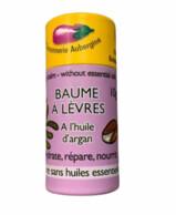 BAUME À LÈVRES BIO SAVONNERIE AUBERGINE