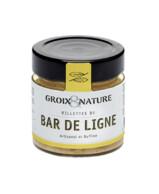 RILLETTES DE BAR DE LIGNE  GROIX ET NATURE