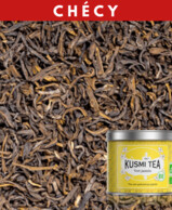 THE VERT JASMIN BIO KUSMI TEA