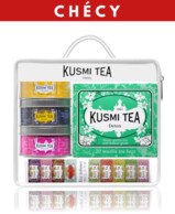 TROUSSE DE VOYAGE  KUSMI TEA