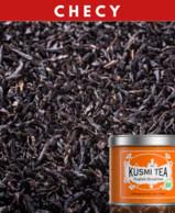 THE NOIR ENGLISH BREAKFAST BIO KUSMI TEA
